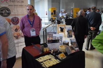 'Pon Aragón en tu mesa' organiza en Valencia el I Show Roomprofesional de productos agroalimentarios de la mano deGastrónoma. 20190520_184958 (29)