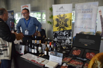 'Pon Aragón en tu mesa' organiza en Valencia el I Show Roomprofesional de productos agroalimentarios de la mano deGastrónoma. 20190520_184958 (30)