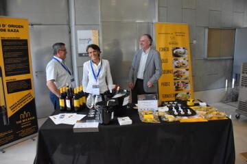 'Pon Aragón en tu mesa' organiza en Valencia el I Show Roomprofesional de productos agroalimentarios de la mano deGastrónoma. 20190520_184958 (33)