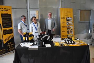 'Pon Aragón en tu mesa' organiza en Valencia el I Show Roomprofesional de productos agroalimentarios de la mano deGastrónoma. 20190520_184958 (34)