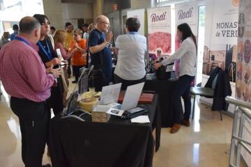 'Pon Aragón en tu mesa' organiza en Valencia el I Show Roomprofesional de productos agroalimentarios de la mano deGastrónoma. 20190520_184958 (35)