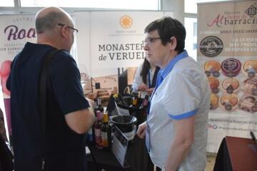 'Pon Aragón en tu mesa' organiza en Valencia el I Show Roomprofesional de productos agroalimentarios de la mano deGastrónoma. 20190520_184958 (36)