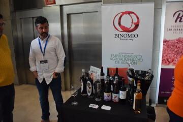 'Pon Aragón en tu mesa' organiza en Valencia el I Show Roomprofesional de productos agroalimentarios de la mano deGastrónoma. 20190520_184958 (38)
