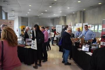 'Pon Aragón en tu mesa' organiza en Valencia el I Show Roomprofesional de productos agroalimentarios de la mano deGastrónoma. 20190520_184958 (40)