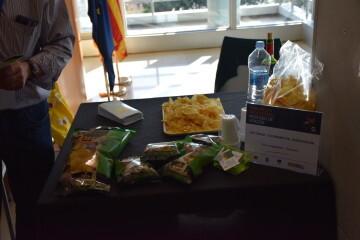 'Pon Aragón en tu mesa' organiza en Valencia el I Show Roomprofesional de productos agroalimentarios de la mano deGastrónoma. 20190520_184958 (41)