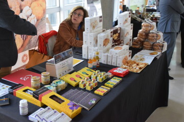 'Pon Aragón en tu mesa' organiza en Valencia el I Show Roomprofesional de productos agroalimentarios de la mano deGastrónoma. 20190520_184958 (44)