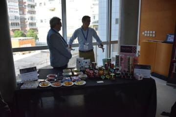 'Pon Aragón en tu mesa' organiza en Valencia el I Show Roomprofesional de productos agroalimentarios de la mano deGastrónoma. 20190520_184958 (47)