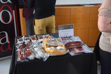 'Pon Aragón en tu mesa' organiza en Valencia el I Show Roomprofesional de productos agroalimentarios de la mano deGastrónoma. 20190520_184958 (48)