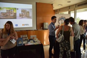 'Pon Aragón en tu mesa' organiza en Valencia el I Show Roomprofesional de productos agroalimentarios de la mano deGastrónoma. 20190520_184958 (49)