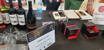 'Pon Aragón en tu mesa' organiza en Valencia el I Show Roomprofesional de productos agroalimentarios de la mano deGastrónoma. 20190520_184958 (5)