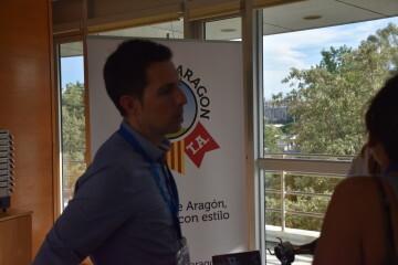 'Pon Aragón en tu mesa' organiza en Valencia el I Show Roomprofesional de productos agroalimentarios de la mano deGastrónoma. 20190520_184958 (50)