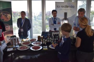 'Pon Aragón en tu mesa' organiza en Valencia el I Show Roomprofesional de productos agroalimentarios de la mano deGastrónoma. 20190520_184958 (51)
