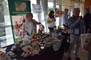 'Pon Aragón en tu mesa' organiza en Valencia el I Show Roomprofesional de productos agroalimentarios de la mano deGastrónoma. 20190520_184958 (52)