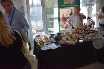 'Pon Aragón en tu mesa' organiza en Valencia el I Show Roomprofesional de productos agroalimentarios de la mano deGastrónoma. 20190520_184958 (53)