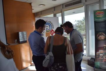 'Pon Aragón en tu mesa' organiza en Valencia el I Show Roomprofesional de productos agroalimentarios de la mano deGastrónoma. 20190520_184958 (56)