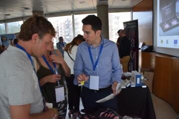 'Pon Aragón en tu mesa' organiza en Valencia el I Show Roomprofesional de productos agroalimentarios de la mano deGastrónoma. 20190520_184958 (57)