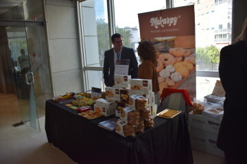 'Pon Aragón en tu mesa' organiza en Valencia el I Show Roomprofesional de productos agroalimentarios de la mano deGastrónoma. 20190520_184958 (58)