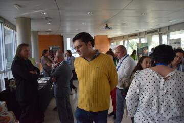 'Pon Aragón en tu mesa' organiza en Valencia el I Show Roomprofesional de productos agroalimentarios de la mano deGastrónoma. 20190520_184958 (60)