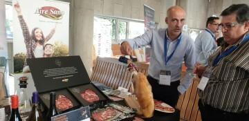 'Pon Aragón en tu mesa' organiza en Valencia el I Show Roomprofesional de productos agroalimentarios de la mano deGastrónoma. 20190520_184958 (8)