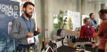 'Pon Aragón en tu mesa' organiza en Valencia el I Show Roomprofesional de productos agroalimentarios de la mano deGastrónoma. 20190520_184958 (9)