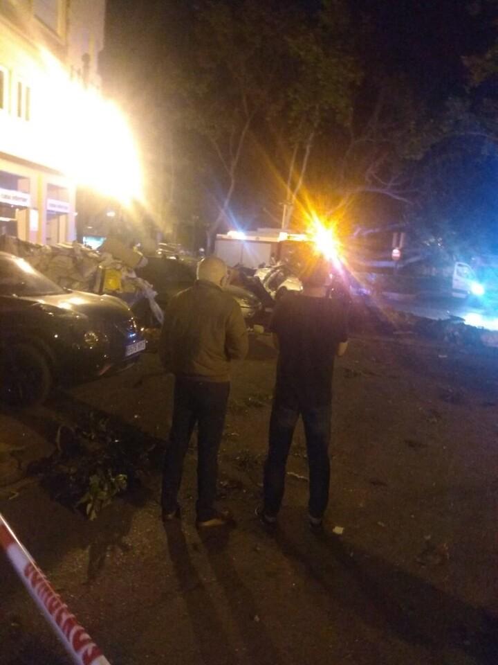 Accidente en la Gran Via de Ferran el Catòlic, 83 de Valencia (2)