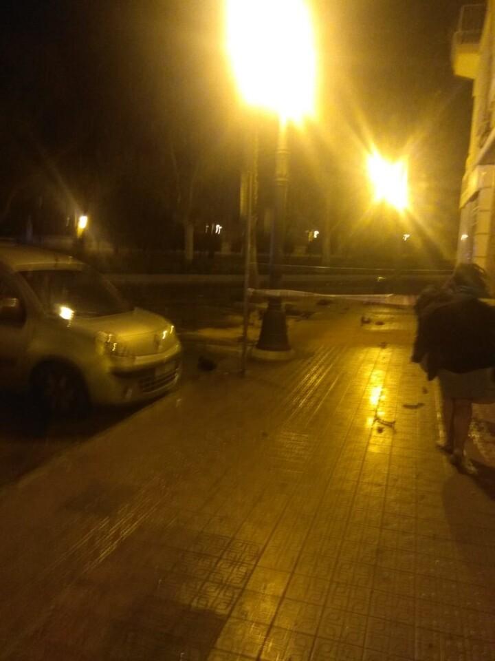 Accidente en la Gran Via de Ferran el Catòlic, 83 de Valencia (4)