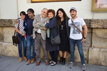 Beatriz Carvajal y Carlos Santos estrenan 'Volvió una noche' al Teatre Talia de Valencia (10)