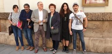 Beatriz Carvajal y Carlos Santos estrenan 'Volvió una noche' al Teatre Talia de Valencia (1)