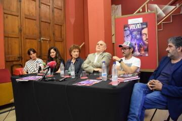 Beatriz Carvajal y Carlos Santos estrenan 'Volvió una noche' al Teatre Talia de Valencia (17)