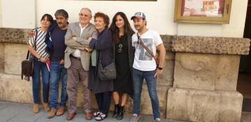 Beatriz Carvajal y Carlos Santos estrenan 'Volvió una noche' al Teatre Talia de Valencia (2)