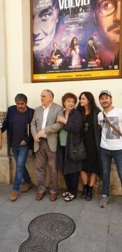 Beatriz Carvajal y Carlos Santos estrenan 'Volvió una noche' al Teatre Talia de Valencia (3)