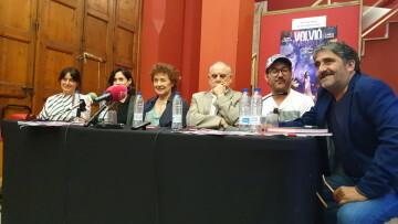 Beatriz Carvajal y Carlos Santos estrenan 'Volvió una noche' al Teatre Talia de Valencia (4)