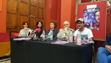 Beatriz Carvajal y Carlos Santos estrenan 'Volvió una noche' al Teatre Talia de Valencia (6)