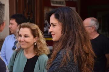 Beatriz Carvajal y Carlos Santos estrenan 'Volvió una noche' al Teatre Talia de Valencia (8)