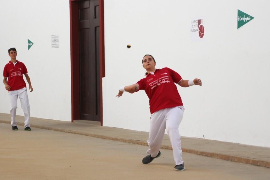 Borbotó jugarà la fase final del campionat femení d'El Corte Inglés