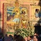 València traslada la imagen de la Virgen de los Desamparados a la Catedral