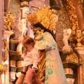 Virgen de los Desamparados en la Catedral de València. Foto: E. García