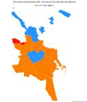 Elecciones municipales Así votaron los vecinos de las principales capitales distrito a distrito RTVE es