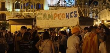 Final Copa del ReyEl Valencia gana la Copa; la 'traca final' le explota al Barça (11)