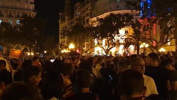 Final Copa del ReyEl Valencia gana la Copa; la 'traca final' le explota al Barça (14)