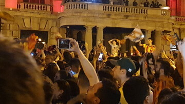Final Copa del ReyEl Valencia gana la Copa; la 'traca final' le explota al Barça (7)