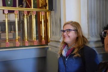 La Dra. Ana Mafé colabora en dar contenido a la ruta teatralizada de Sagunto sobre el Santo Grial (3)