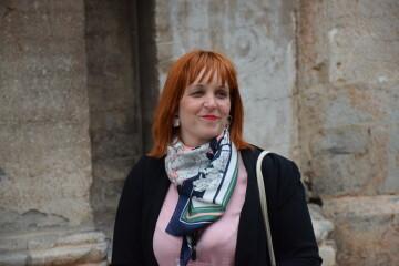La Dra. Ana Mafé colabora en dar contenido a la ruta teatralizada de Sagunto sobre el Santo Grial (6)