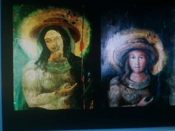 La Universitat de Valencia entrega a Potries la obra restaurada de la Divina Pastora (1)