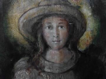 La Universitat de Valencia entrega a Potries la obra restaurada de la Divina Pastora (6)