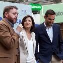 Izaskun Bilbao y Lluís Bertomeu defienden en Benidorm una Europa plural y cohesionada