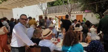 Rotary Club de Valencia organiza la II paella solidaria a beneficio de Hogares Compartidos (1)
