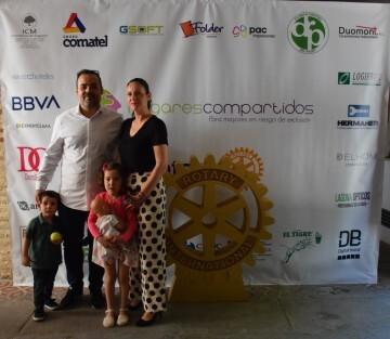 Rotary Club de Valencia organiza la II paella solidaria a beneficio de Hogares Compartidos (11)