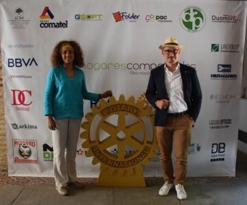 Rotary Club de Valencia organiza la II paella solidaria a beneficio de Hogares Compartidos (14)