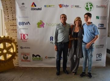 Rotary Club de Valencia organiza la II paella solidaria a beneficio de Hogares Compartidos (17)